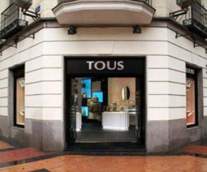 Впервые в России — бутик Tous