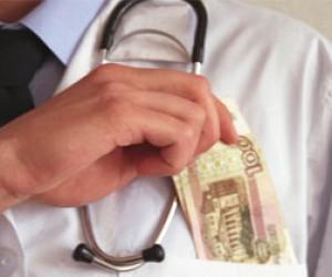 Психиатр подменил анализы пациента за деньги