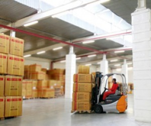 В Петербурге арендуют все больше и больше складских помещений