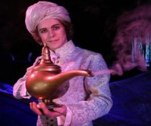 Спектакль «Аладдин» от Disney