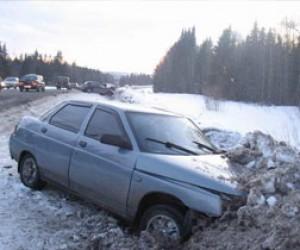 В ДТП в Петербурге пострадали пять человек