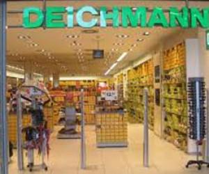 Deichmann в Питере