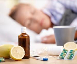 Через пару недель в Питере будет грипп