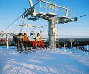 Открытие горнолыжного курорта «Игора»