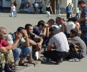 Петербуржцы с опаской относятся к мигрантам