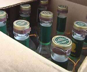 Более 400 литров алкоголя было изъято в Выборгском районе