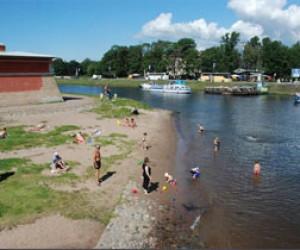 Следующим летом откроют все питерские пляжи