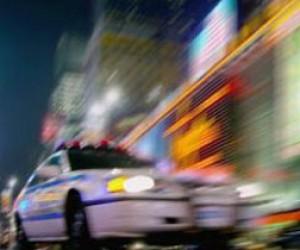 Полицейские гнались за пьяным водителем