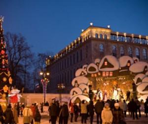 Петербургская рождественская ярмарка – уже скоро
