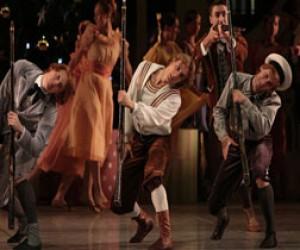 Новая версия балета «Щелкунчик» в Михайловском