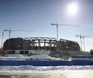 Полтора миллиарда рублей за пешеходный мост к «Зенит-Арене»
