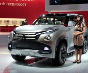 Mitsubishi ставит на гибриды