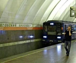 Начался ремонт станции «Лиговский проспект»