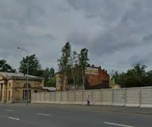 В Питере незаконно снесли объект культурного наследия