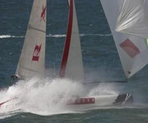 Парусные гонки Extreme Sailing Series пройдут в Петербурге