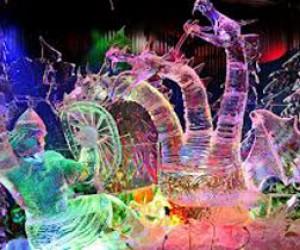 Фестиваль ледовой скульптуры откроется снова