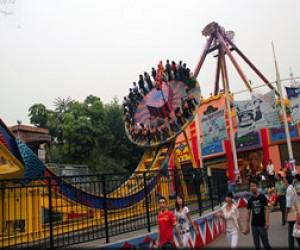 В Питере построят китайский парк развлечений