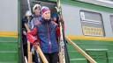 Бесплатные электрички для лыжников