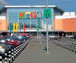 Очередное «минирование» торгового центра — «Мега-Дыбенко»