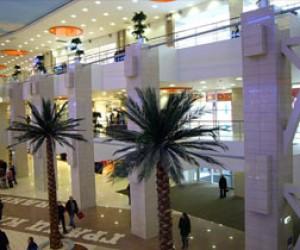 Новые торговые центры Петербурга