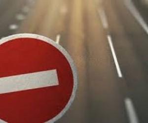 В Питере закрывают для транспорта несколько улиц