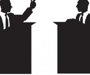 Политические дебаты в Петербурге