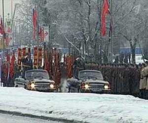 Праздничный парад в честь Дня снятия блокады