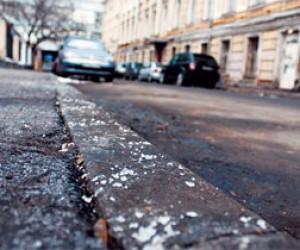 Улицы Питера – пересолены