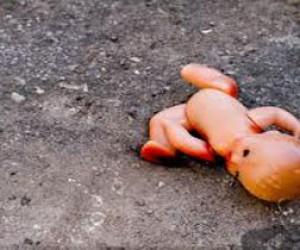 В Питере ищут родителей задушенного младенца