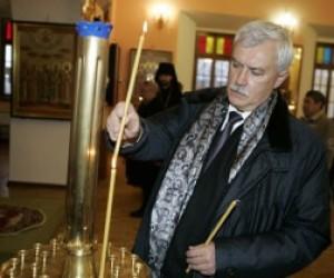 В Казанском соборе губернатор Петербурга отпразднует Рождество