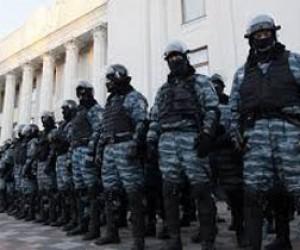 Бойцы «Беркута» лечатся в Петербурге