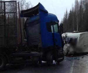 Ужасное ДТП на трассе «Скандинавия»
