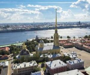 В Петропавловском соборе воссоздали одну из росписей
