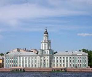 Юбилей петербургской Кунсткамеры