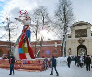 Как будут праздновать Масленицу в Петербурге