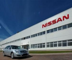 Объемы производства предприятия Nissan в Петербурге останутся прежними