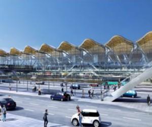 Новый терминал Пулково откроют в конце февраля