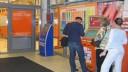 Трое на «Порше» украли платёжный терминал