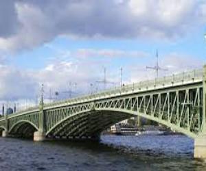 Аварии на петербургских мостах