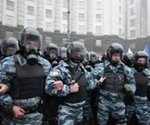 В Питере создадут штаб помощи украинскому «Беркуту»