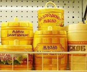 Вологодские продукты – уже в Петербурге