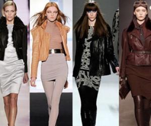 Мода на кожу захлестнула Северную столицу