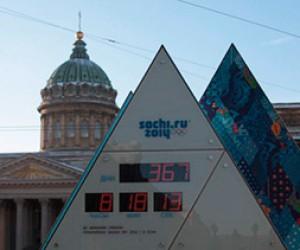 Олимпиада не даст распространению негативных новостей в Санкт-Петербурге