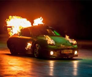 Шоу «Top Gear Live» в Петербурге