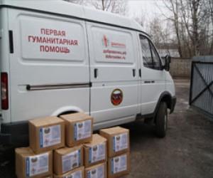 Петербуржцы не оказывают Крыму гуманитарную помощь