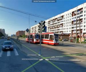 Яндекс обновил питерские панорамы