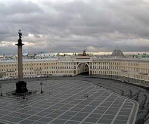Питер признали самым пасмурным городом России