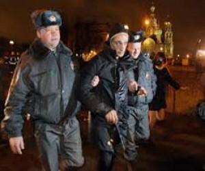 Художника Павленского арестовали за петербургский майдан