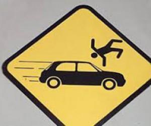 Водитель, сбивший пешехода, скрылся в неизвестном направлении