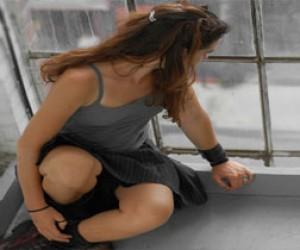 Питерская школьница упала с девятого этажа